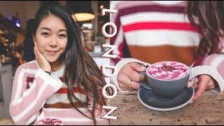 Vegan Food and Love in London 🇬🇧 | Travel Vlog