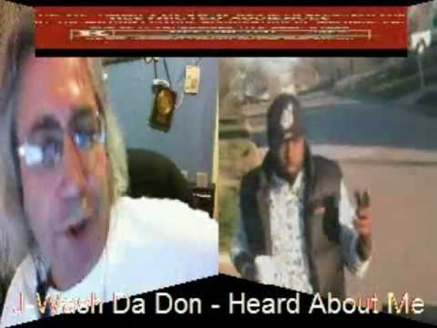 J-Wash Da Don on Fatsa Fatsa Show hosted By Kim Nicolaou - Heard About Me