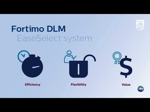 Philips Fortimo DLM EaseSelect - Simply Innovative Integration