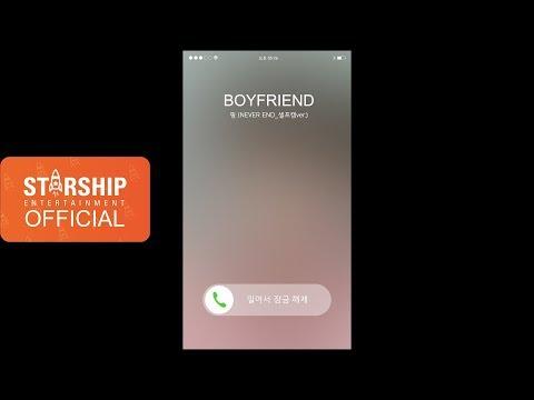[Special Clip] 보이프렌드(BOYFRIEND) - 핑 (Self Cam Ver.)