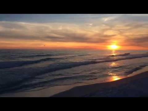 Beach Sunset at Sandestin Resort   November
