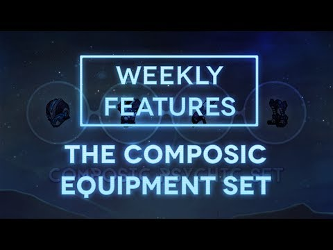 Weekly Feature: The Composic Equipment Set