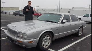 Can this $200 Jaguar XJ8 Be Saved? Hooptie Rescue Mission