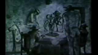 "Brad Bird's ""The Spirit "" 1980 pencil-test ""trailer"""