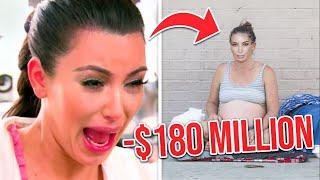 Kardashians Going Broke Cancelled Show & $180 Million in Debt