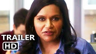 LATE NIGHT Official Trailer (2019) Mindy Kaling, Emma Thompson Movie HD