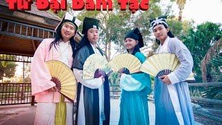 Tứ Đại Dâm Tặc (4 Perverts) - (Hài Tục Tĩu +18) (Subtitles) Phong, Phillip, Phuc, TK, Mindy Huỳnh