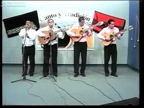 Los Hermanos Mercau, musica cuyana (tonada para mi negra)
