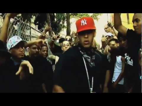Daddy Yankee - Somos De Calle Remix  (Official Video HD)