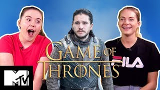 Game of Thrones Virgins Fail The Westeros Quiz   MTV