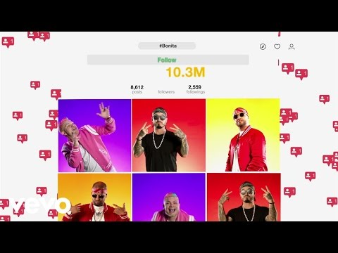 J. Balvin, Jowell & Randy - Bonita (Official Music Video)
