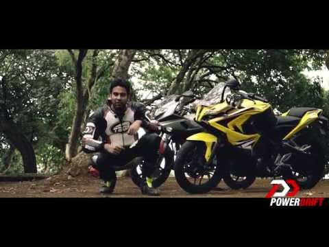 Bajaj Pulsar RS 200 : Review : PowerDrift