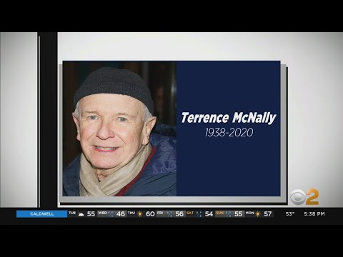 Playwright Terrence McNally Dies From Coronavirus Complications