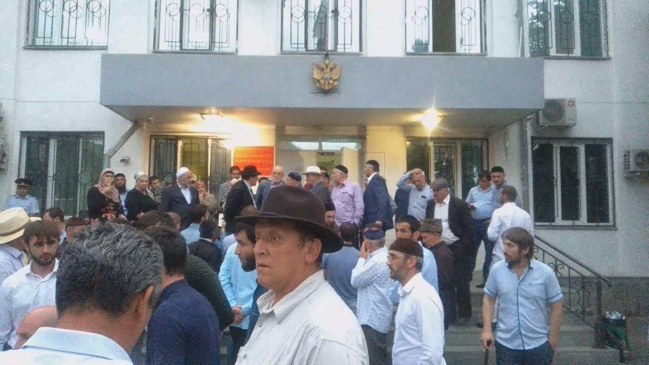 Ингушская активистка арестована по делу о нападении на силовиков