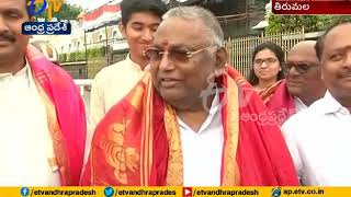 I will be joining BJP soon: Ex-TDP MP Rayapati..