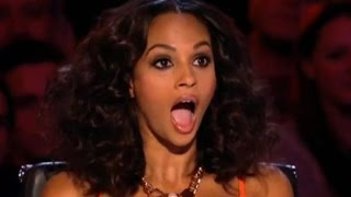UNFORGETTABLE AUDITIONS Britain's Got Talent Top 5 BGT
