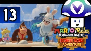 [Vinesauce] Vinny - Mario + Rabbids: Kingdom Battle ~Donkey Kong Adventure DLC~ (part 13)