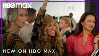 Dune, The Matrix Resurrections, And Just Like That & More | New on HBO Max