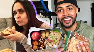 Couple Tries Making Each Other Lunch For A Week