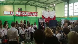 Hymn polski na 100 lat Niepodległości