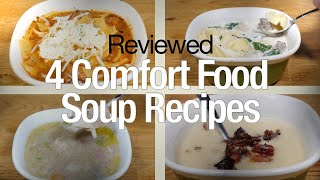 You can turn your favorite comfort food into tasty soup