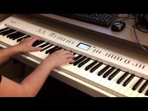 張衛健 Dicky Cheung - 身體健康 [鋼琴 Piano - Klafmann]