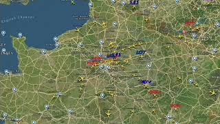 2 hours in 30 seconds Paris Charles de Gaulle Airport