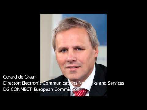 Gerard de Graaf at the EIF Debate on Wireless Broadband and Universal Access