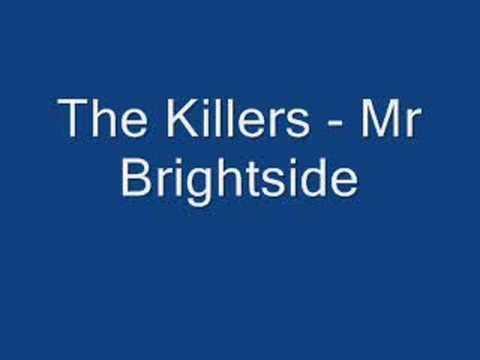 The Killers - Mr Brightside (LYRICS)