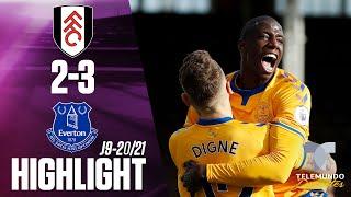 Highlights & Goals   Fulham vs. Everton: 2-3   Telemundo Deportes
