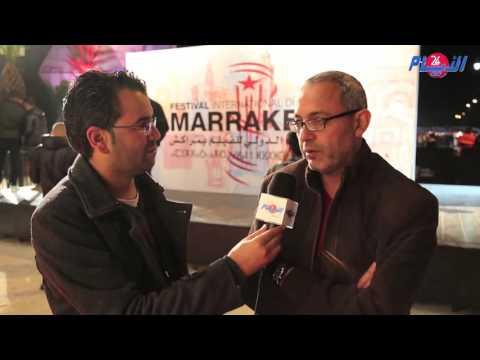 """فيلم """"جوق العميين"""" يبدع و يمتع في مهرجان السينما في مراكش"""