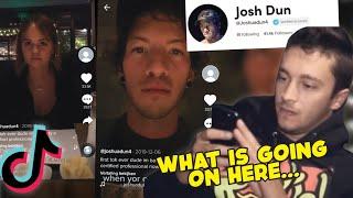 Let's check out Josh's TIK TOK account.. (Twenty One Pilots)