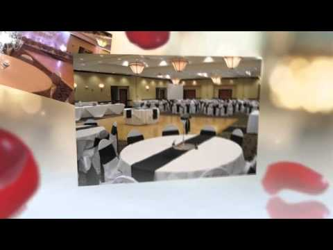 Hilton Garden Inn - Riverstone Conference Center Kankakee IL - Event Rentals by Satin Chair