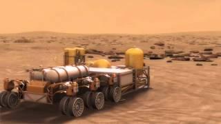 Human Mars Exploration - How Landing Sites Could Evolve | VIdeo