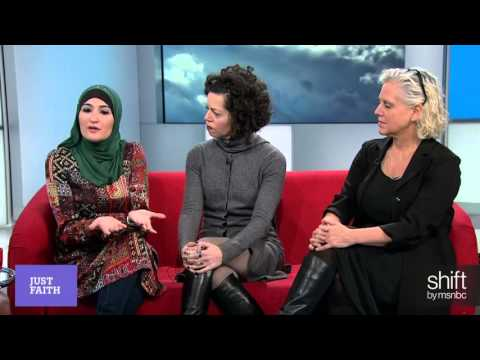 MSNBC: Just Faith with Stosh Cotler, Linda Sarsour and Rev. Serene Jones