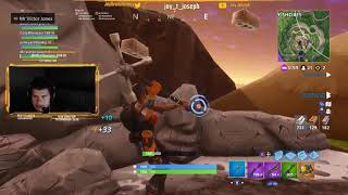 Jay's Fortnite stream with Tyler Joseph - Game 1