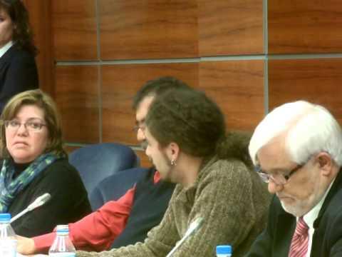 Concejal PP Usera Jesús Moreno sobre el paro en el Distrito