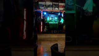 "Live Senja Nan Merah by 'Monggol and Bell"" for Rainforest Open Stage Gaya Street KK"