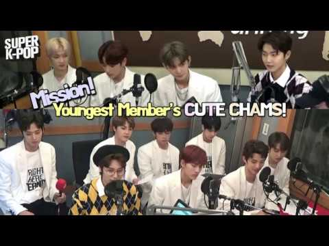[Super K-Pop] 더보이즈(THE BOYZ)'s Episode on Arirang Radio! : Youngest Member's Cute Charms!