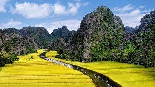 VIỆT NAM - Chuyến hành trình tuyệt vời