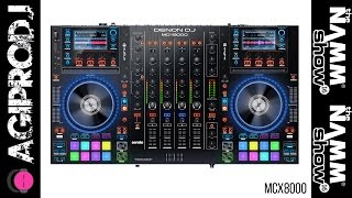 Take a look DENON DJ MCX8000 Standalone DJ Player and DJ Controller for Serato DJ in action - video 2