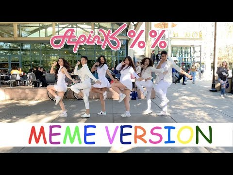 [COVER ME: K-pop in Public Challenge] Apink (에이핑크) - %% (Eung Eung(응응)) Full Dance Cover by SoNE1