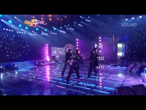 20031226 DBSG debut in BoA & Britney Special Oh Holy Night + Hug Mashi's love
