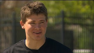 Oregon quarterback Justin Herbert shares the draw of returning for his senior season: 'There's is...