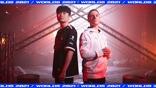LAST ONE IN!   Worlds 2021: Quarterfinals Stage Day 4 Tease