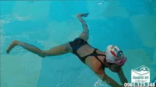Học Bơi Ếch - Dạy Bơi Chi Tiết Từng Bước Cơ Bản Nhất ( Bản full )