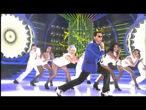Baixar Santiago Segura gana con el Gangnam Style de PSY la octava gala de 'Tu cara me suena'