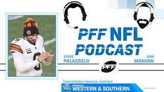 PFF NFL Podcast: Wild Card Weekend Review | PFF