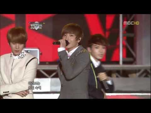 Super Junior Sorry Sorry + Mr. Simple Live