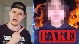 Größter FAKE-YOUTUBER! / Drache beeft ERNEUT? | #ViksNews
